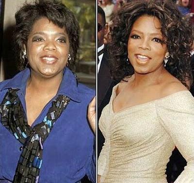 El Antes y Despues de la Estrellas - Oprah Winfrey