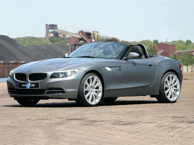 Fotos - BMW Hartge Z4 2009