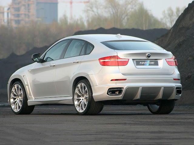 pictures - BMW Hartge X6 2009