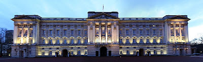 El Palacio de Buckingham - Buckingham Palace
