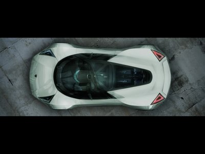 Coches Lamborghini Insecta Concept 2009