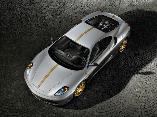 El Último y único Ferrari F430