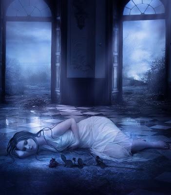 28 espectaculares manipulaciones de fotos por Elena Dudina