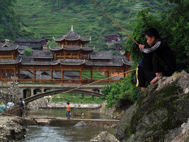 El Imperio Celestial: Fotografías de China