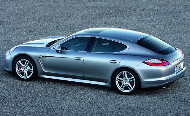 Imágenes Porsche Panamera 2010