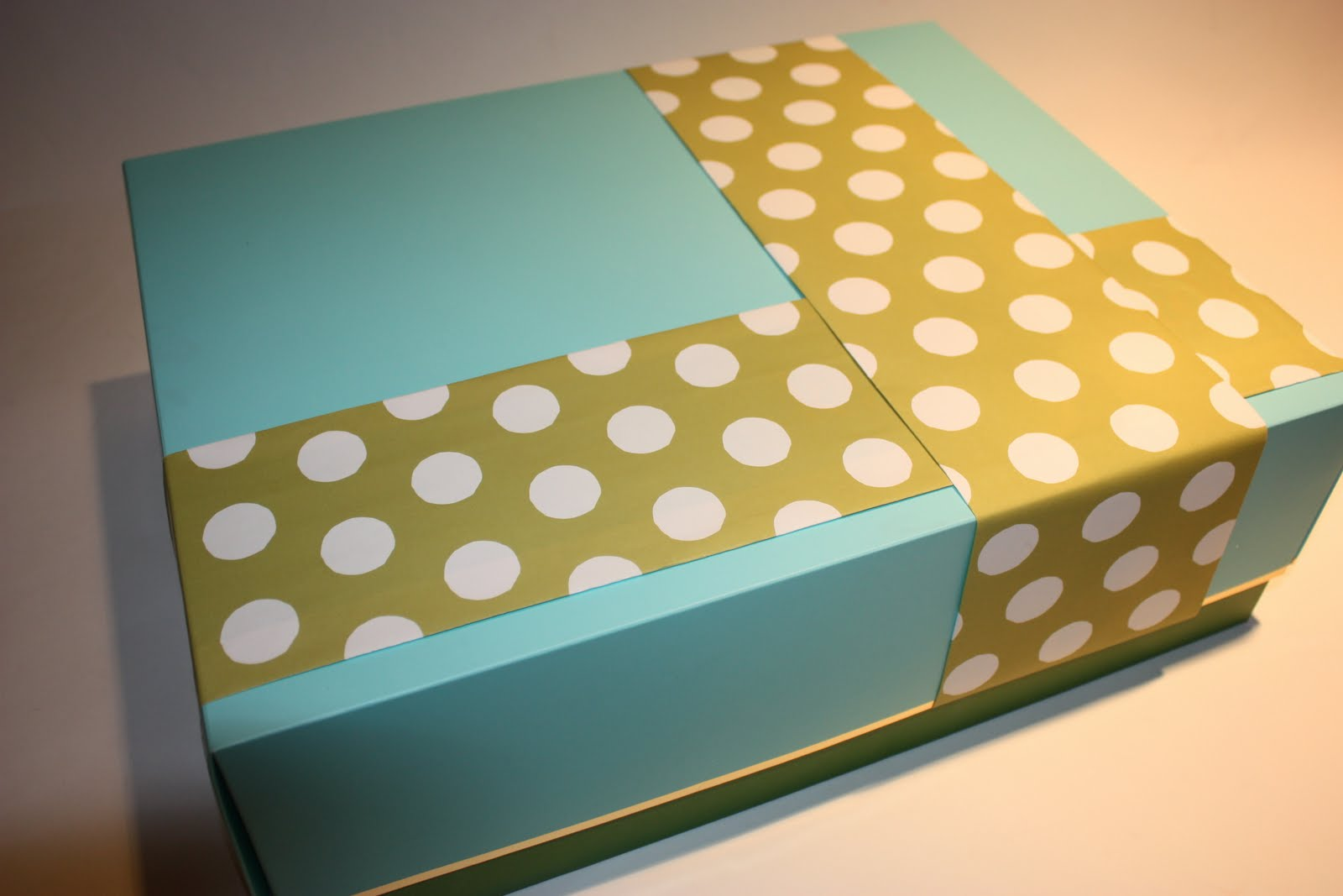 A gift wrapped life gifting tips advice and inspiration kate kate spade box regiftallenge negle Images