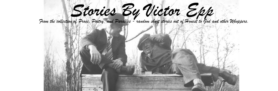 Stories by Victor Epp