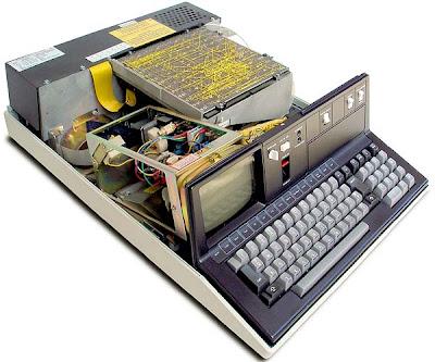 5 Bentuk Laptop Jadul