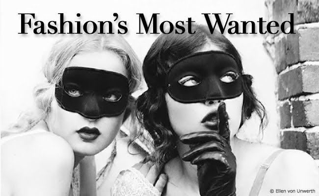 Fashion&#39;s Most Wanted