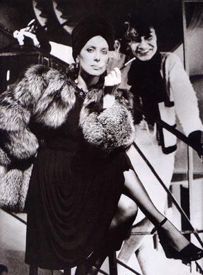 Coco Chanel - Página 6 Ysl+fur
