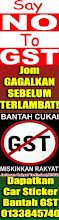 SAY NO TO GST