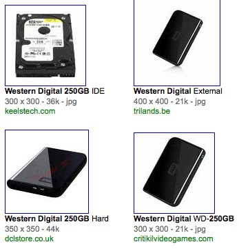 estern+Digital HArddisk