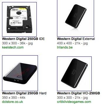 estern+Digital HArddisk