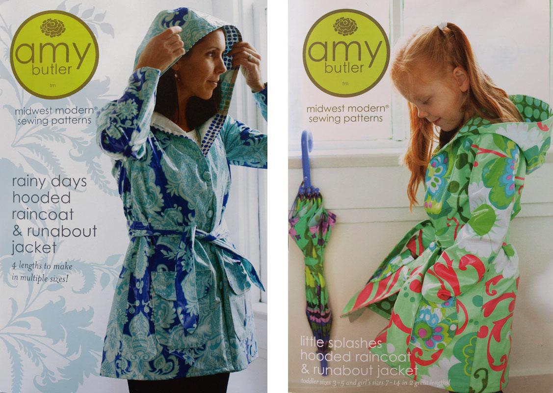 amybutlerraincoat Bí kíp để giúp mọi người bảo quản áo mưa đúng đắn