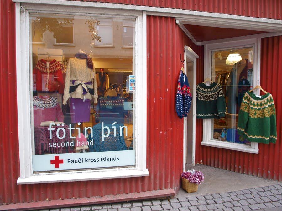 Fancy Tiger Crafts Knitting Iceland Part 1 Reykjavik And Icelands