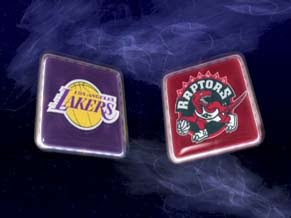 Raptors vs Lakers odd