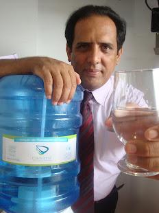 Água Alcalina e Antioxidante