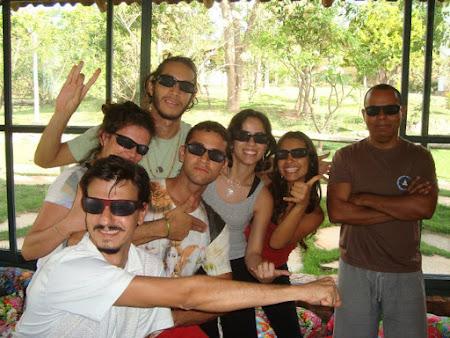 Workshop Melhora da Visão e Ginástica Cerebral no SPA Bálsamo