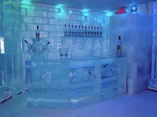 icebar em Orlando, E.U.A.