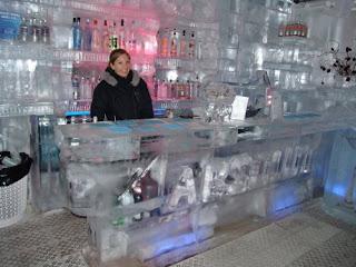icebar em Auckland,Nova Zelândia