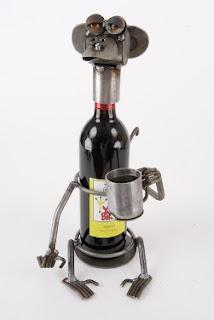 Macaco e Vinho