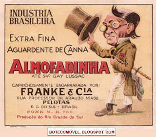 Cachaça Almofadinha