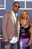 T.I. and Tiny at The Grammy's