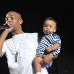T.I. with youngest son Major