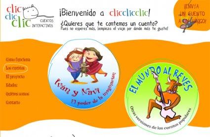 CONTOS INTERACTIVOS PARA EDUCACIÓN INFANTIL