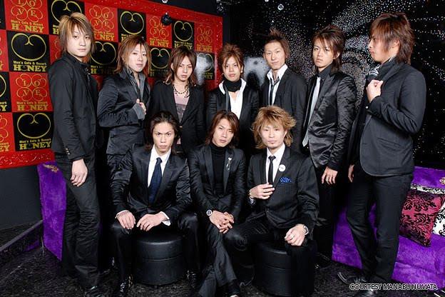 *.*. Les Hosts *.*. Japanese-Hosts