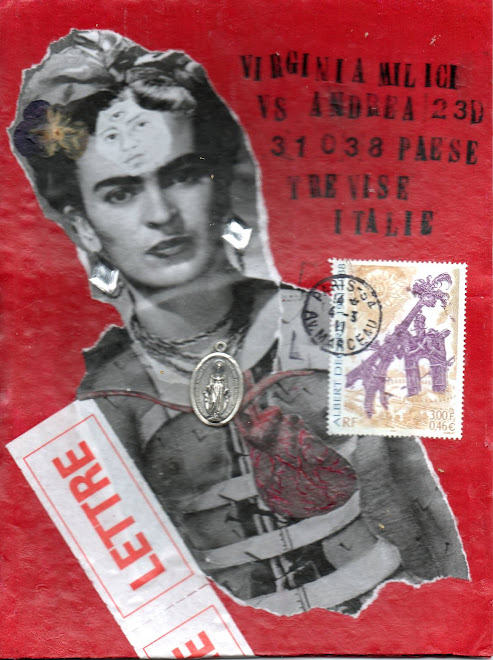 Frida  Lettre