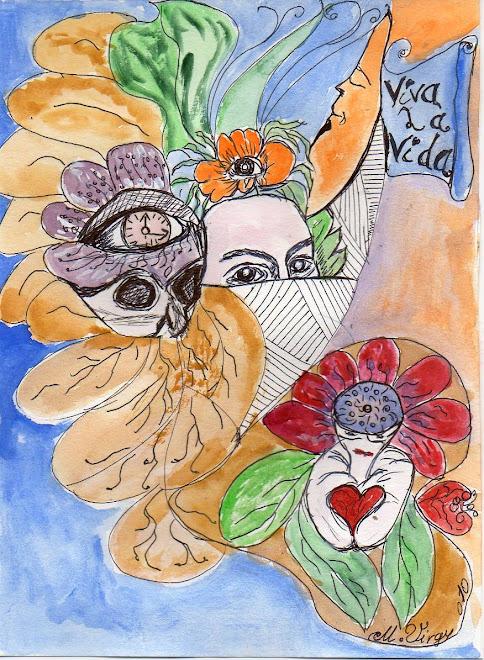 VIva La Vida -Frida