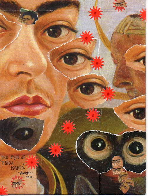 The Eyes of Frida Kahlo