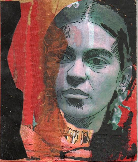 Libera interpretazione Frida Kahlo