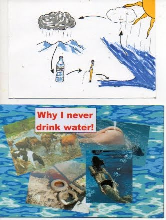 Vian- & Why I never drink Water!