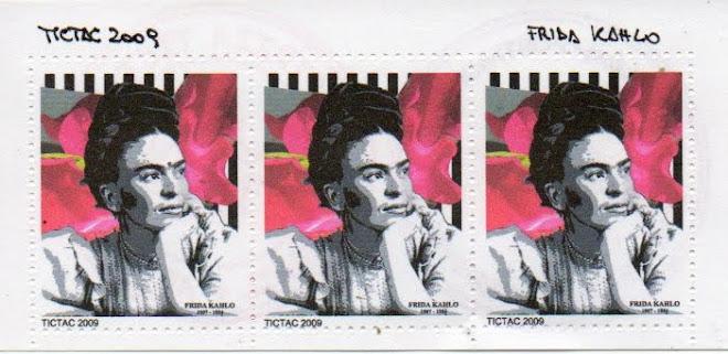 Frida francobolli