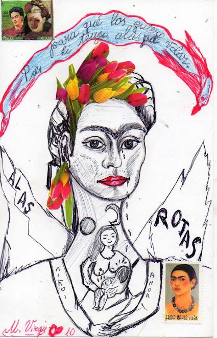 """Frida """"Alas Rotas"""