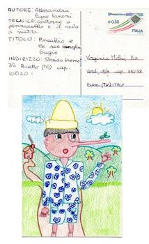 Pinocchio e le sue bugie