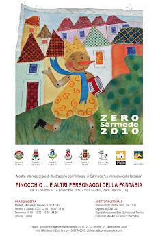 Pinocchio ...E Altri Personaggi Della Fantasia- In collaterale Evento MailArt  Io Pinocchio
