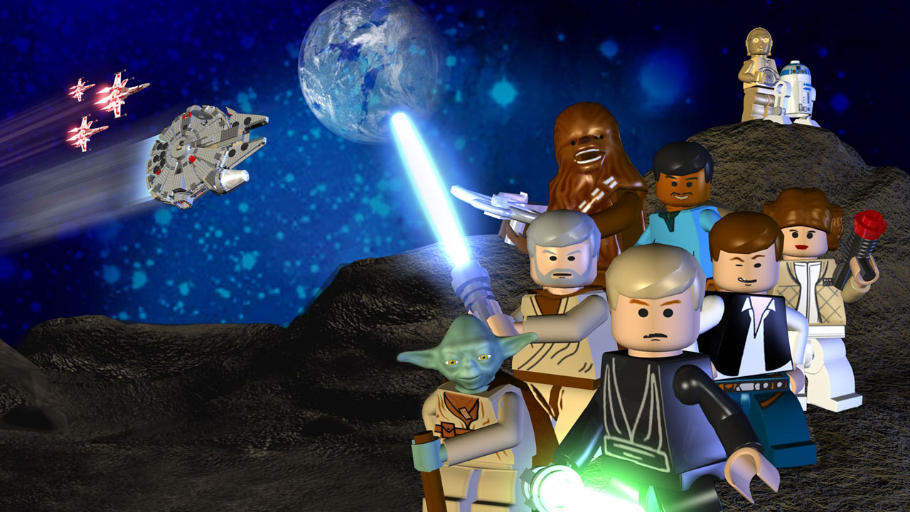 May the lego be with you