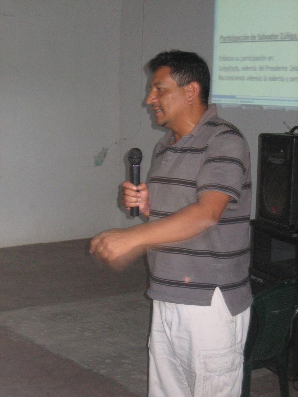 Honduras resists honduras resiste indigenous leader for Farcical failure