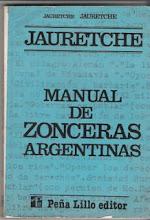 MANUAL DE ZONCERAS ARGENTINAS