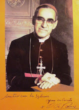 MONSEÑOR OSCAR ARNULFO ROMERO