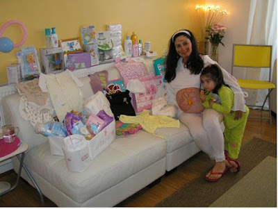 Organizar baby shower