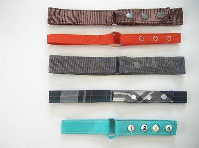 Como hacer cinturones