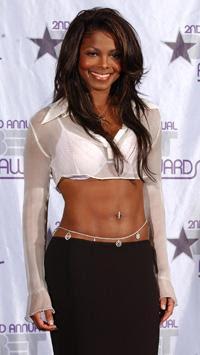 Dieta de Janet Jackson