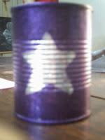 Como pintar latas