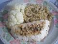 Almuerzo o cena con menos de 500 cal III