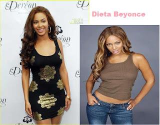 Dieta Beyonce, dieta de la limpieza maestra.
