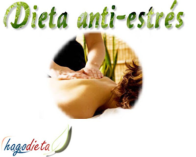 Dieta antiestres